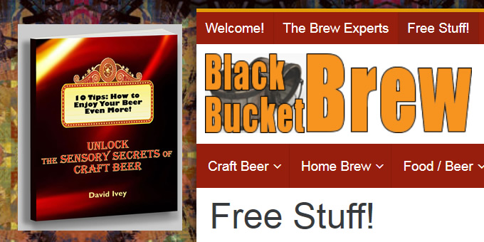 Black Bucket Brew FREE ebook!