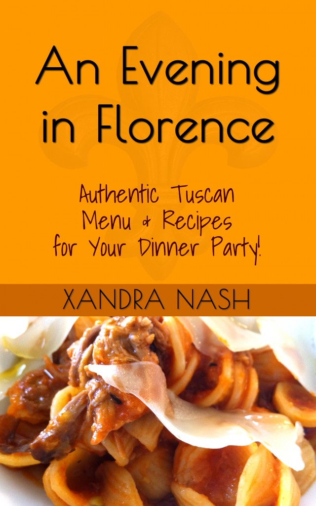 An Evening in Florence by Xandra Nash
